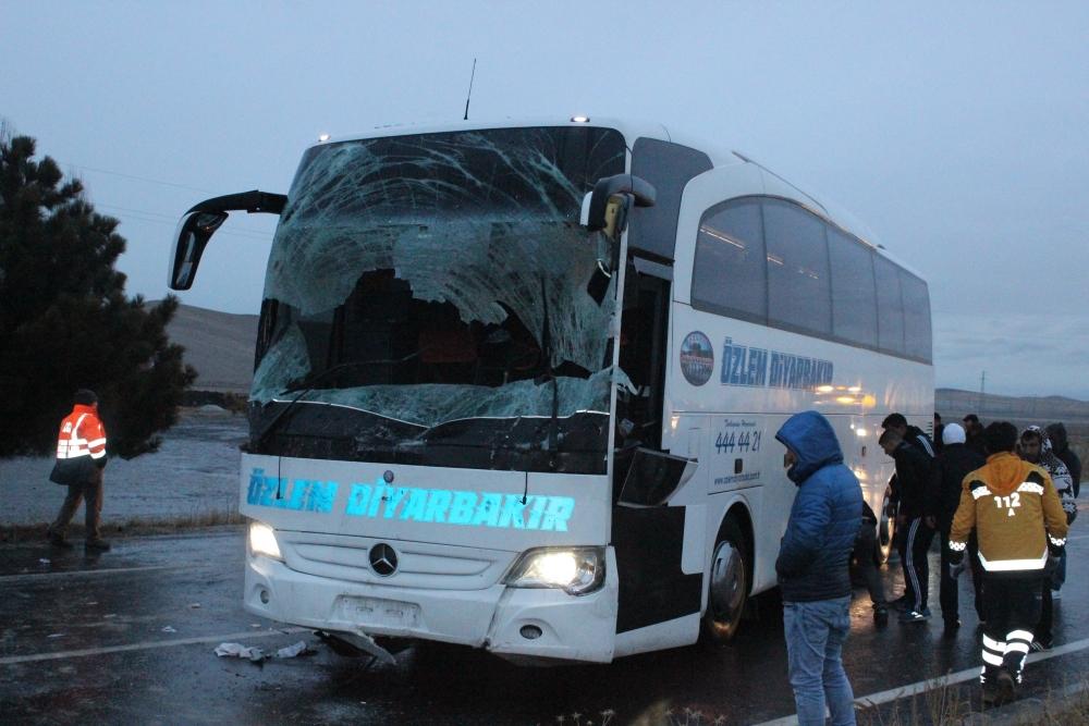 Konya'da trafik kazası: 6 ölü 7