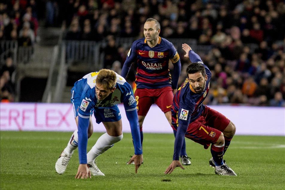 Arda Turan Barcelona'da sezonu açtı 4
