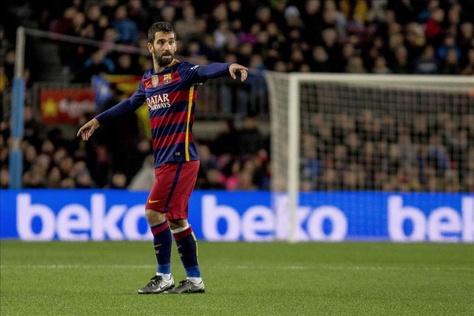Arda Turan Barcelona'da sezonu açtı 5