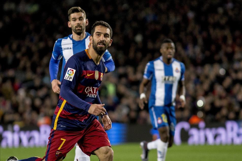 Arda Turan Barcelona'da sezonu açtı 6