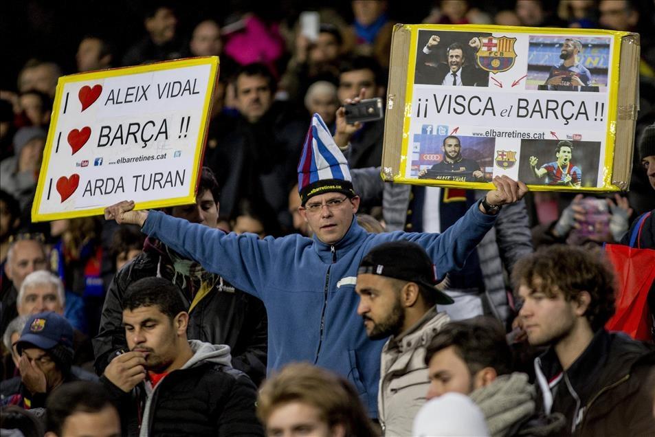 Arda Turan Barcelona'da sezonu açtı 9