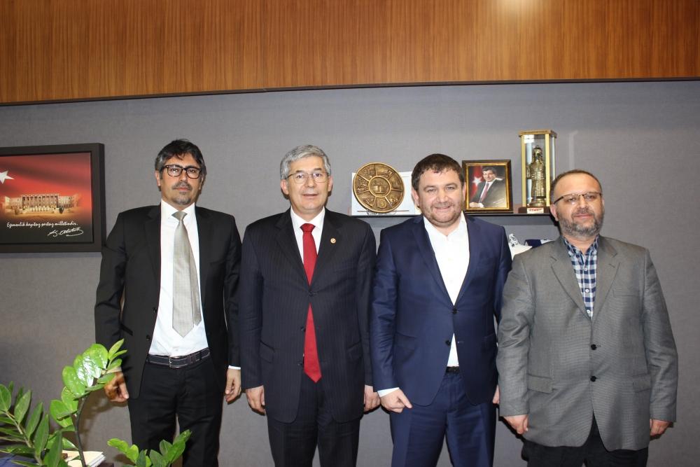 Yeni Haber'den AK Parti Konya milletvekillerine ziyaret 12