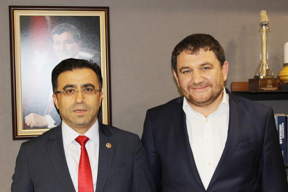 Yeni Haber'den AK Parti Konya milletvekillerine ziyaret 13