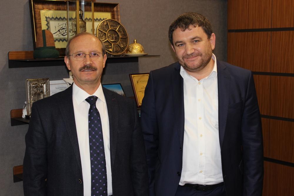 Yeni Haber'den AK Parti Konya milletvekillerine ziyaret 2
