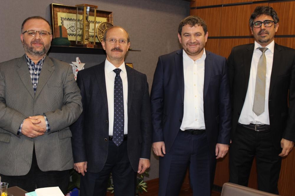 Yeni Haber'den AK Parti Konya milletvekillerine ziyaret 3