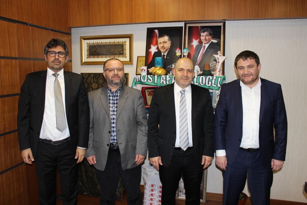 Yeni Haber'den AK Parti Konya milletvekillerine ziyaret 5