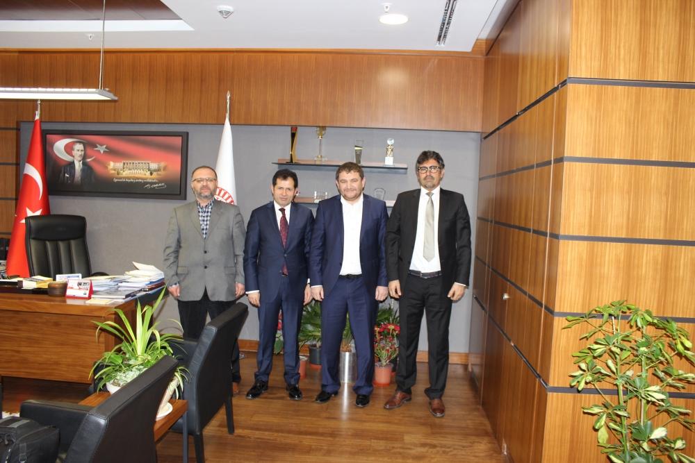 Yeni Haber'den AK Parti Konya milletvekillerine ziyaret 7