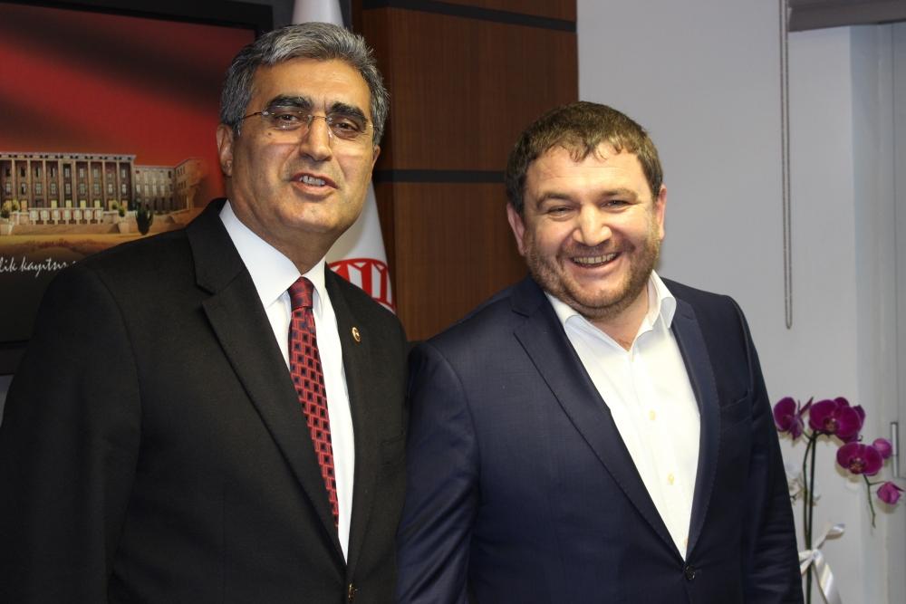 Yeni Haber'den AK Parti Konya milletvekillerine ziyaret 8