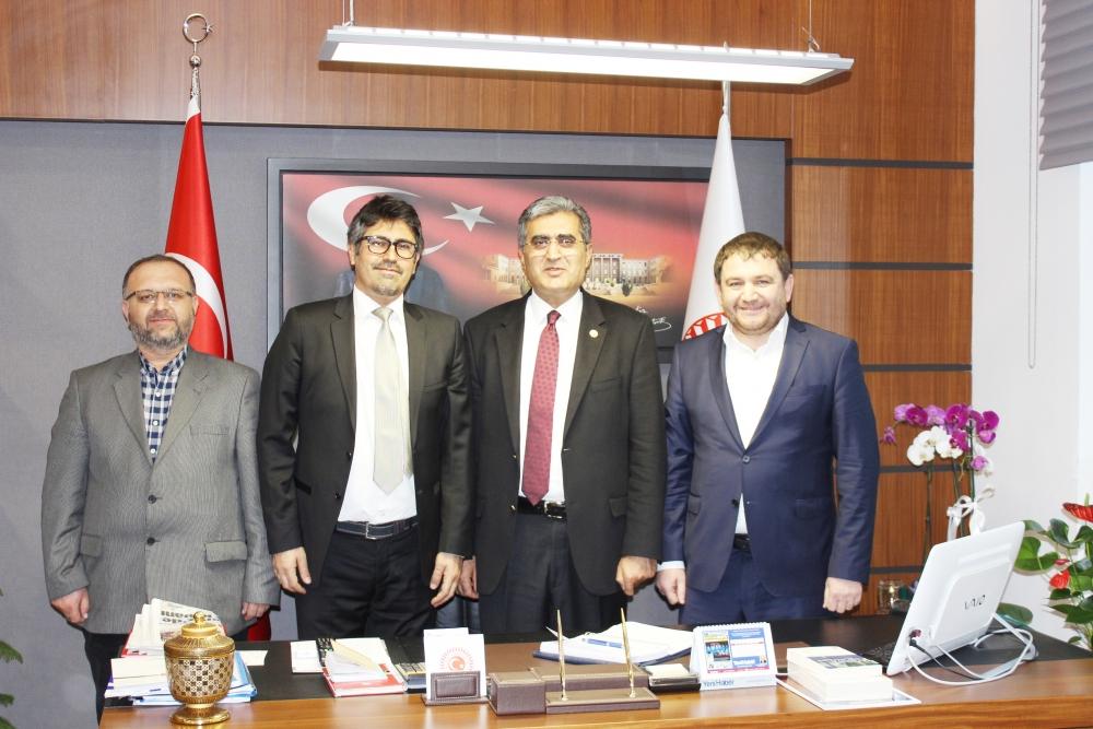 Yeni Haber'den AK Parti Konya milletvekillerine ziyaret 9