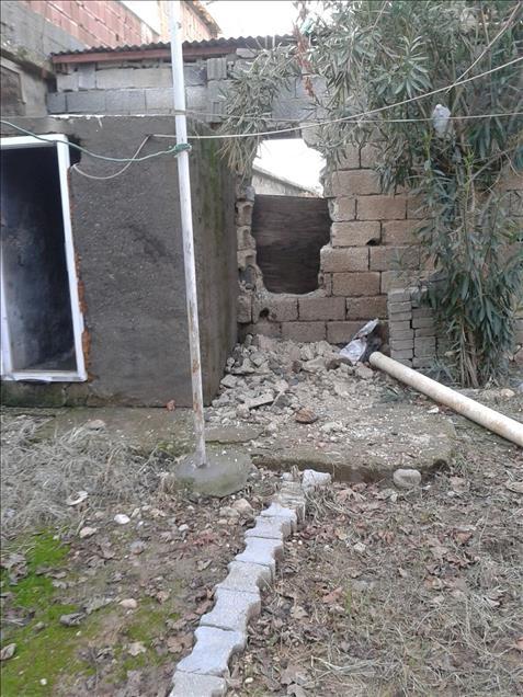 Terör örgütü PKK'nın Silopi'deki tahribatı ortaya çıktı 11