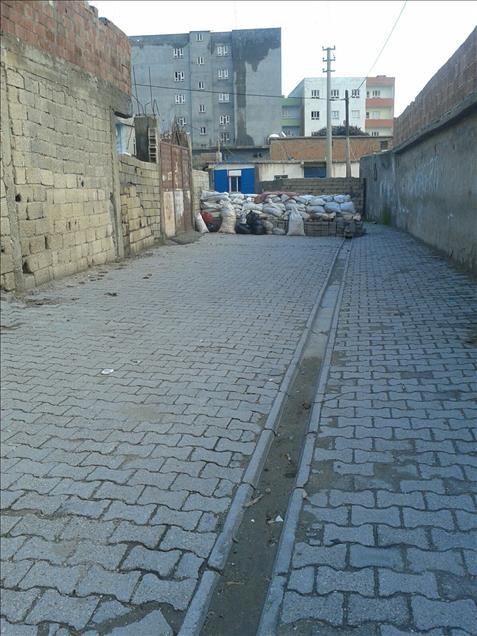 Terör örgütü PKK'nın Silopi'deki tahribatı ortaya çıktı 15