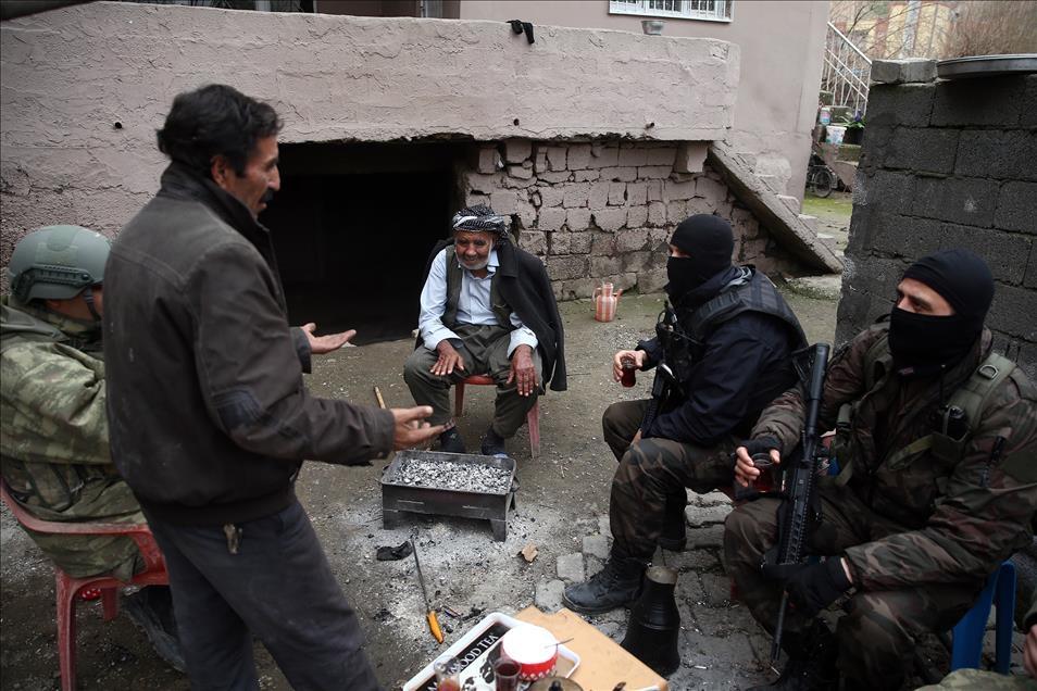 Terör engelinden Mehmetçik'e sığındılar 4