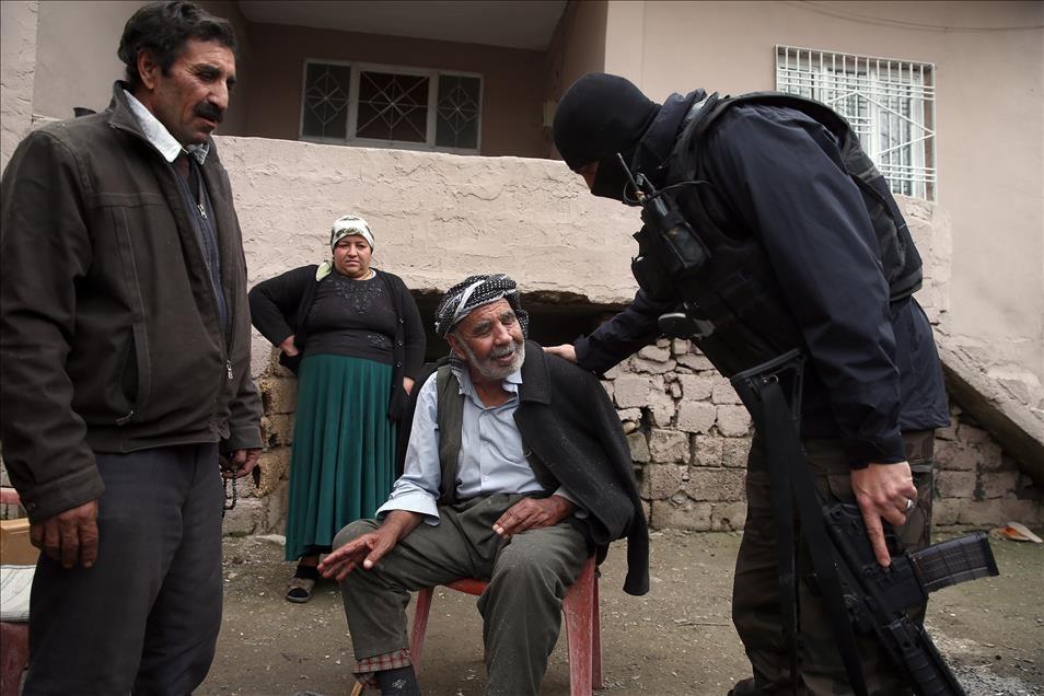 Terör engelinden Mehmetçik'e sığındılar 7