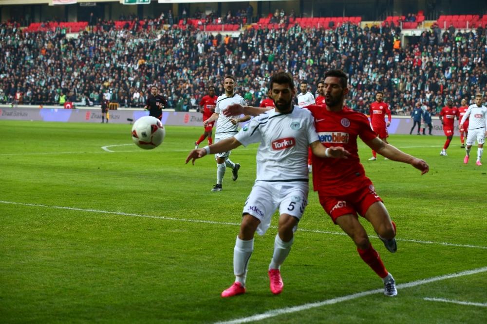 Torku Konyaspor çeyrek finalde 1