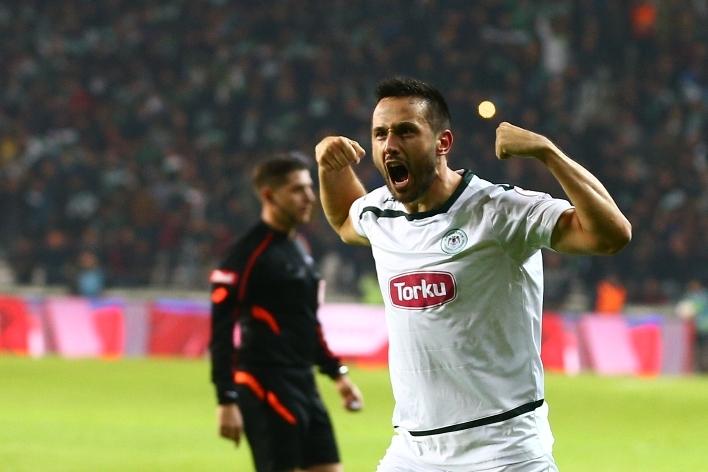 Torku Konyaspor çeyrek finalde 22