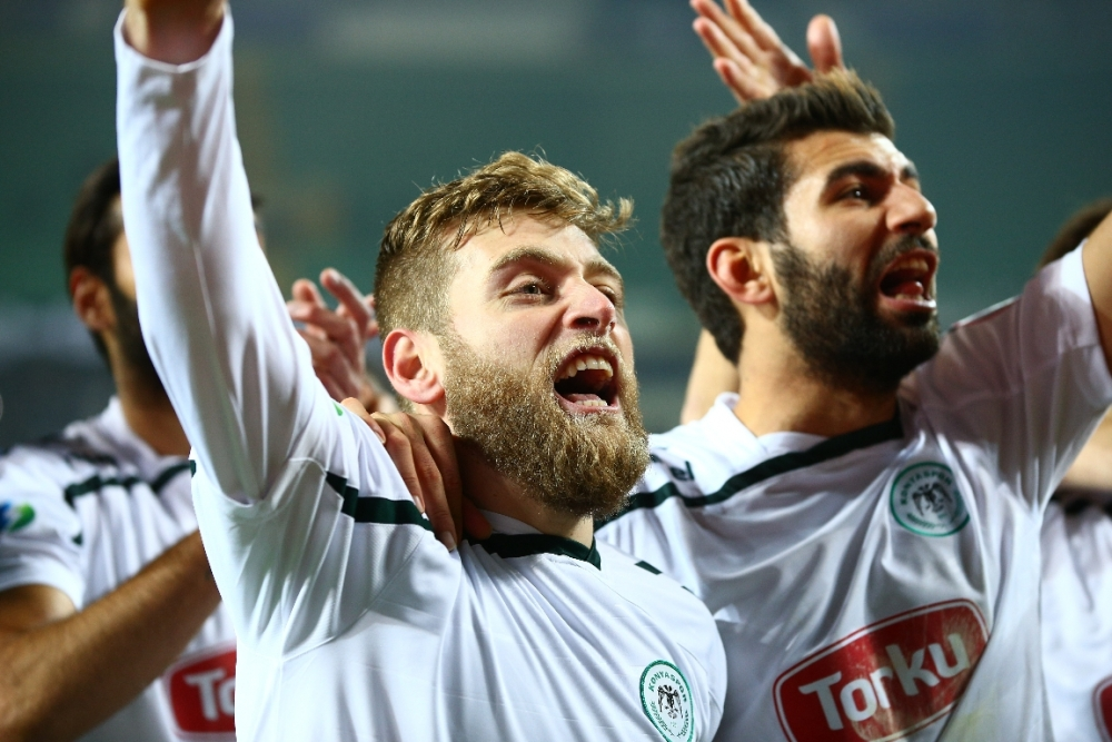 Torku Konyaspor çeyrek finalde 31