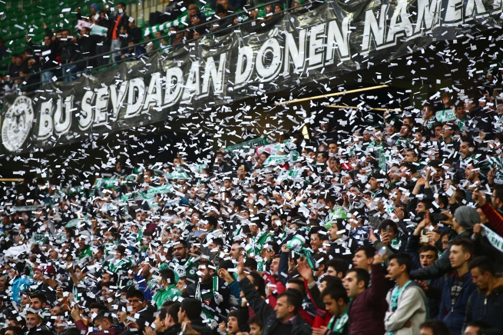 Torku Konyaspor çeyrek finalde 5