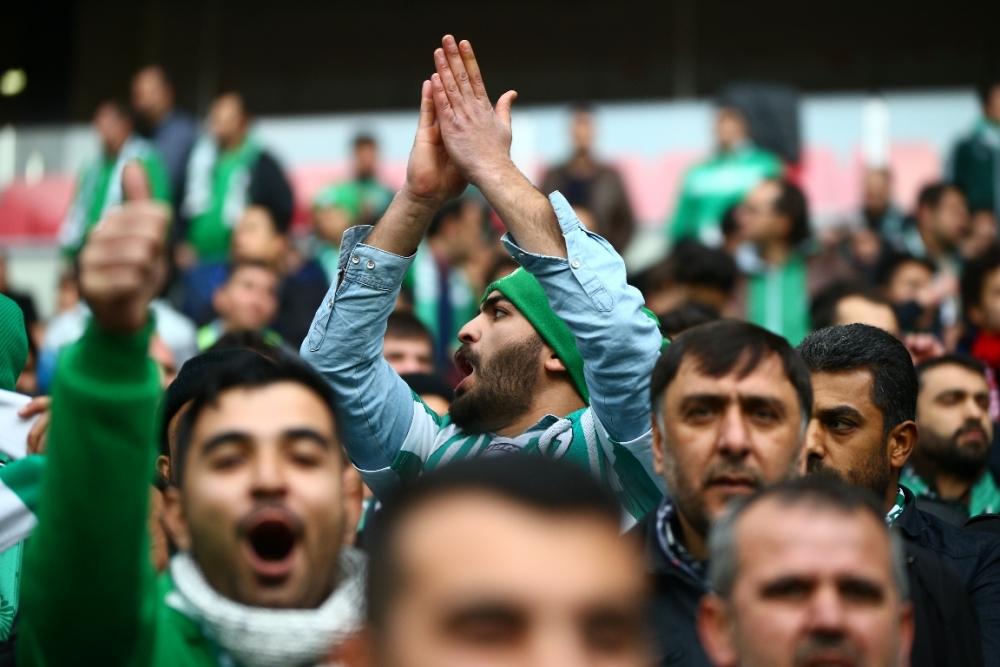 Torku Konyaspor çeyrek finalde 6