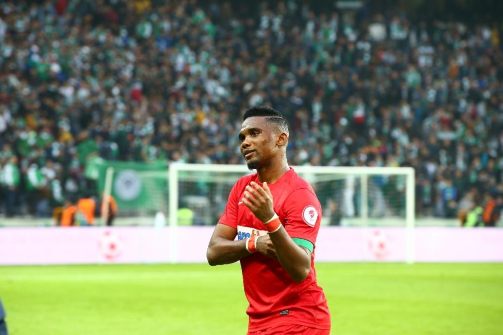 Torku Konyaspor çeyrek finalde 9