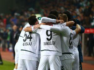 Torku Konyaspor çeyrek finalde