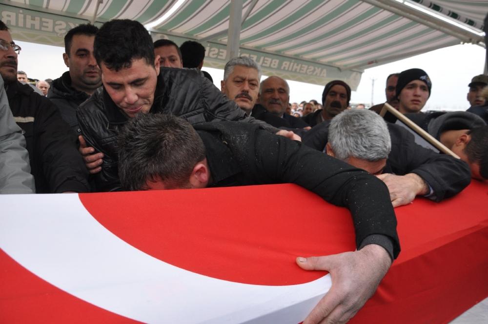 Konya, Sur şehidini son yolculuğuna uğurladı 10