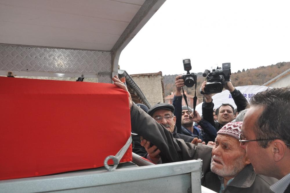 Konya, Sur şehidini son yolculuğuna uğurladı 2