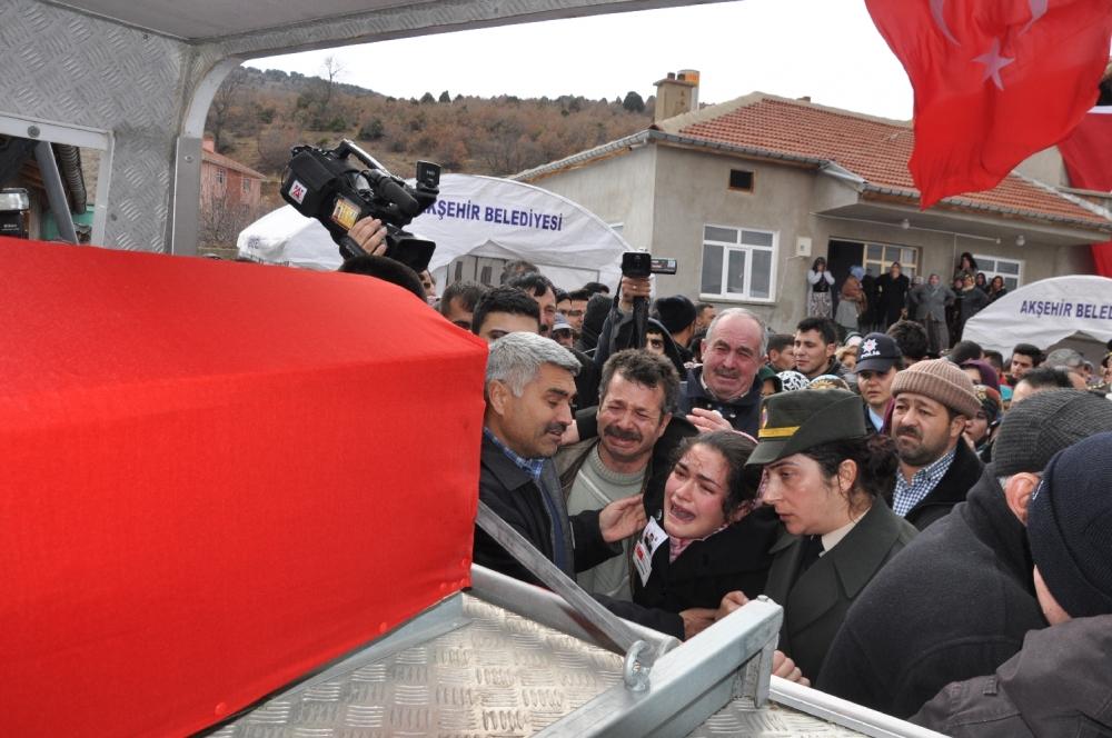 Konya, Sur şehidini son yolculuğuna uğurladı 4