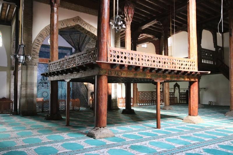 Selçuklu ve Osmanlı eserleri restore ediliyor 1