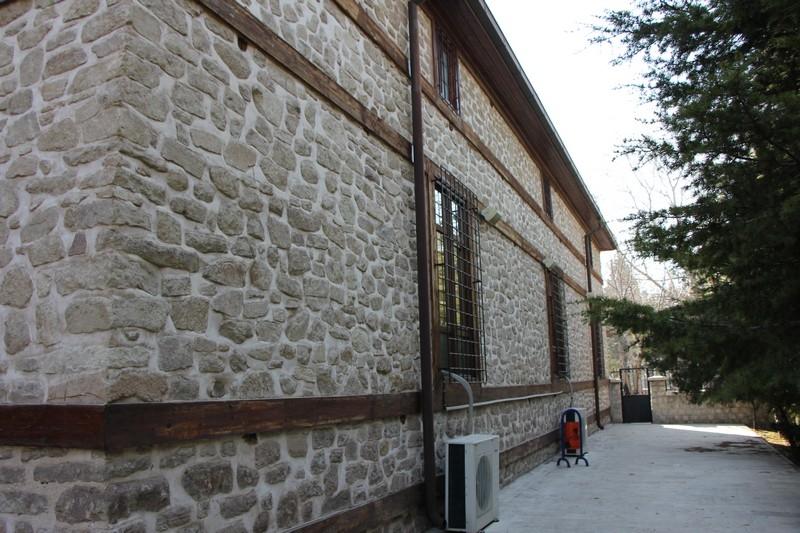 Selçuklu ve Osmanlı eserleri restore ediliyor 12