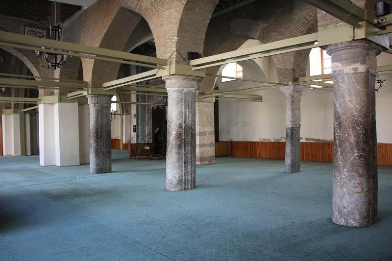 Selçuklu ve Osmanlı eserleri restore ediliyor 14