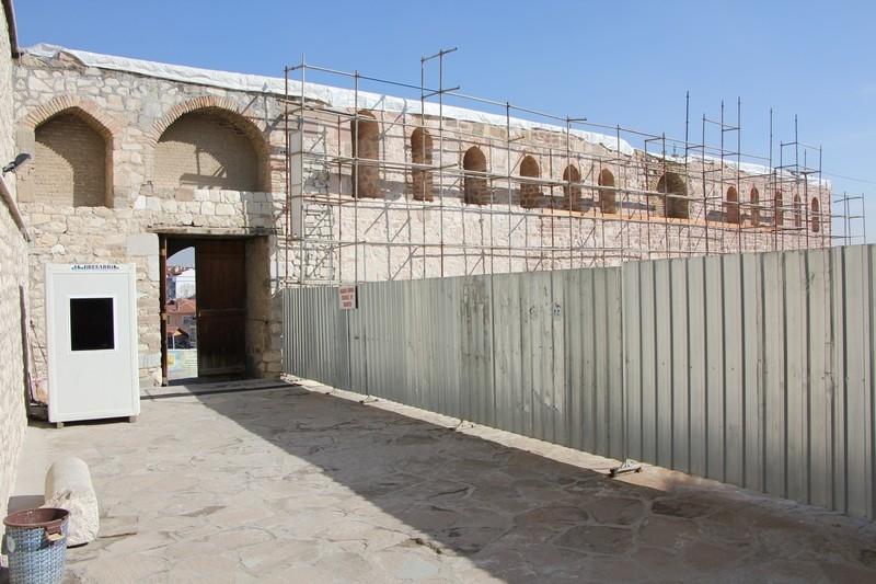 Selçuklu ve Osmanlı eserleri restore ediliyor 15