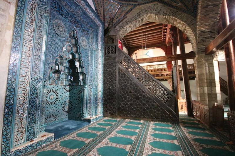 Selçuklu ve Osmanlı eserleri restore ediliyor 21