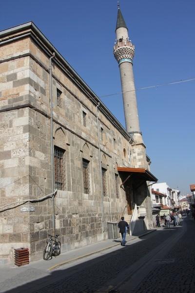 Selçuklu ve Osmanlı eserleri restore ediliyor 3