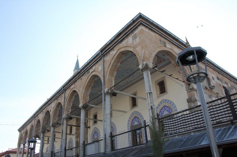 Selçuklu ve Osmanlı eserleri restore ediliyor 4