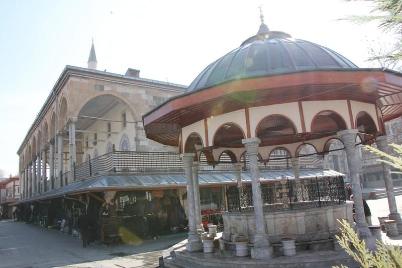 Selçuklu ve Osmanlı eserleri restore ediliyor 7
