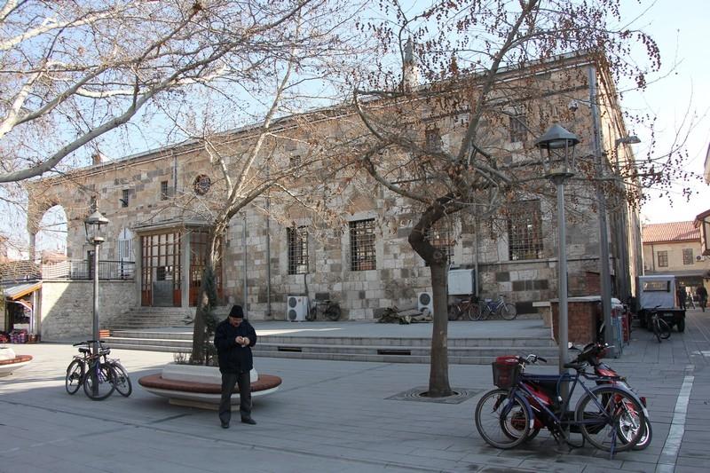 Selçuklu ve Osmanlı eserleri restore ediliyor 8