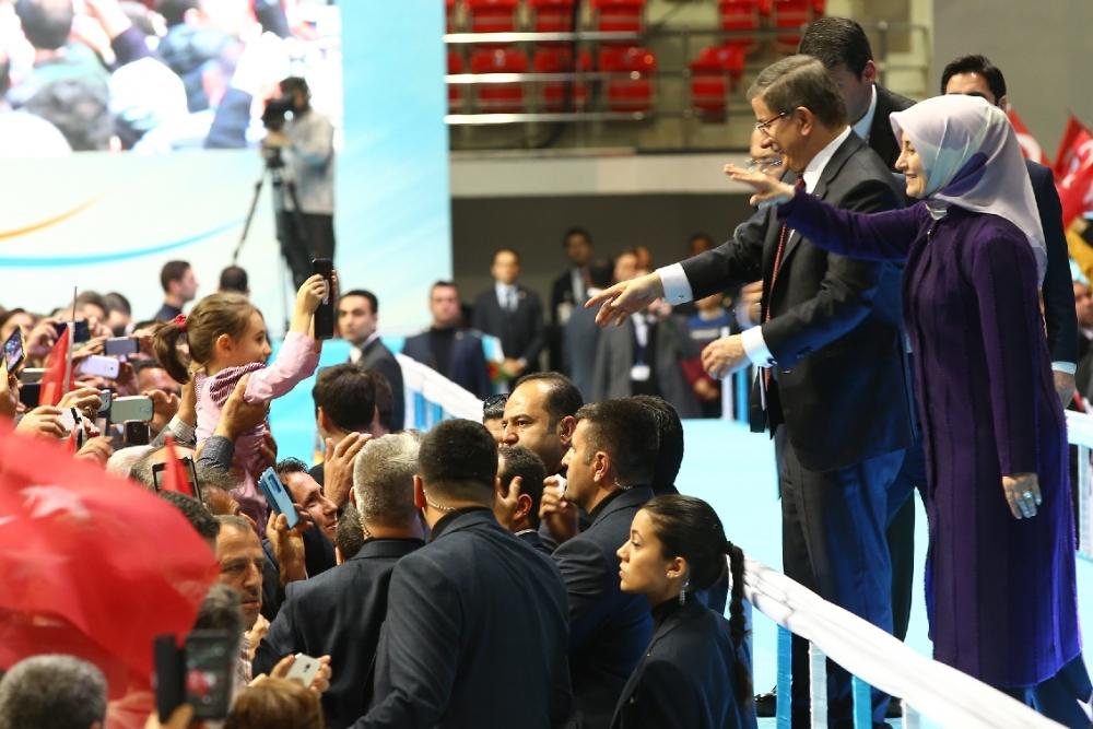 Davutoğlu'nun katılımıyla Konya'ya büyük yatırım 10