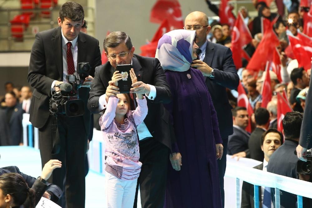 Davutoğlu'nun katılımıyla Konya'ya büyük yatırım 13