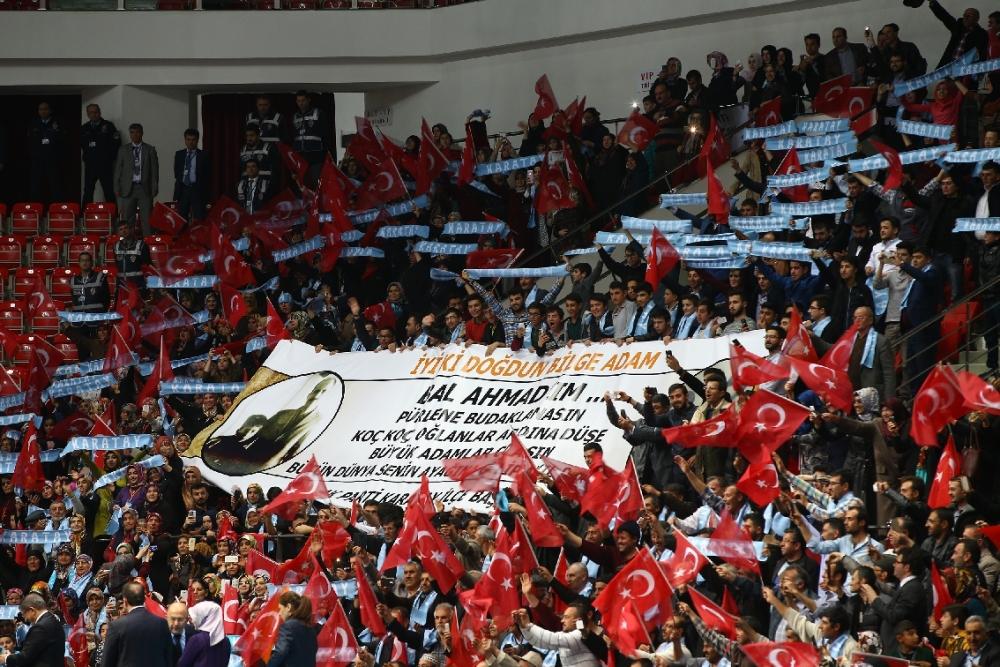 Davutoğlu'nun katılımıyla Konya'ya büyük yatırım 14
