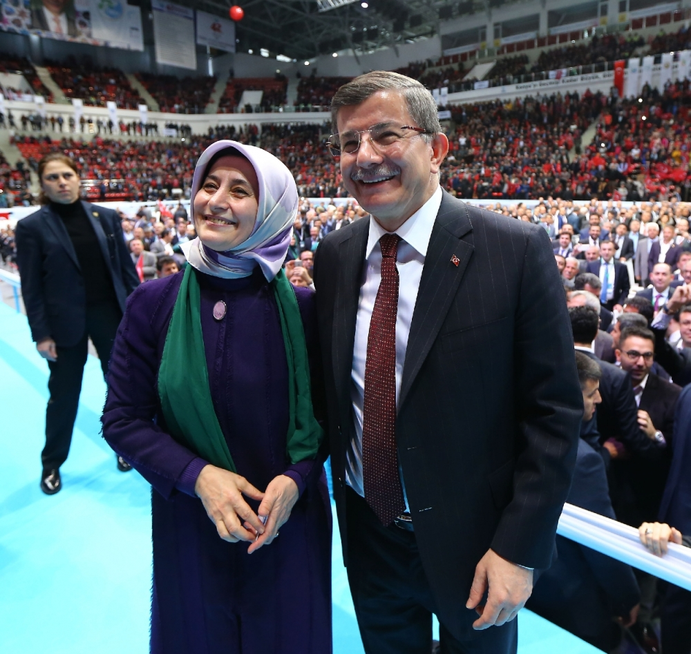 Davutoğlu'nun katılımıyla Konya'ya büyük yatırım 15