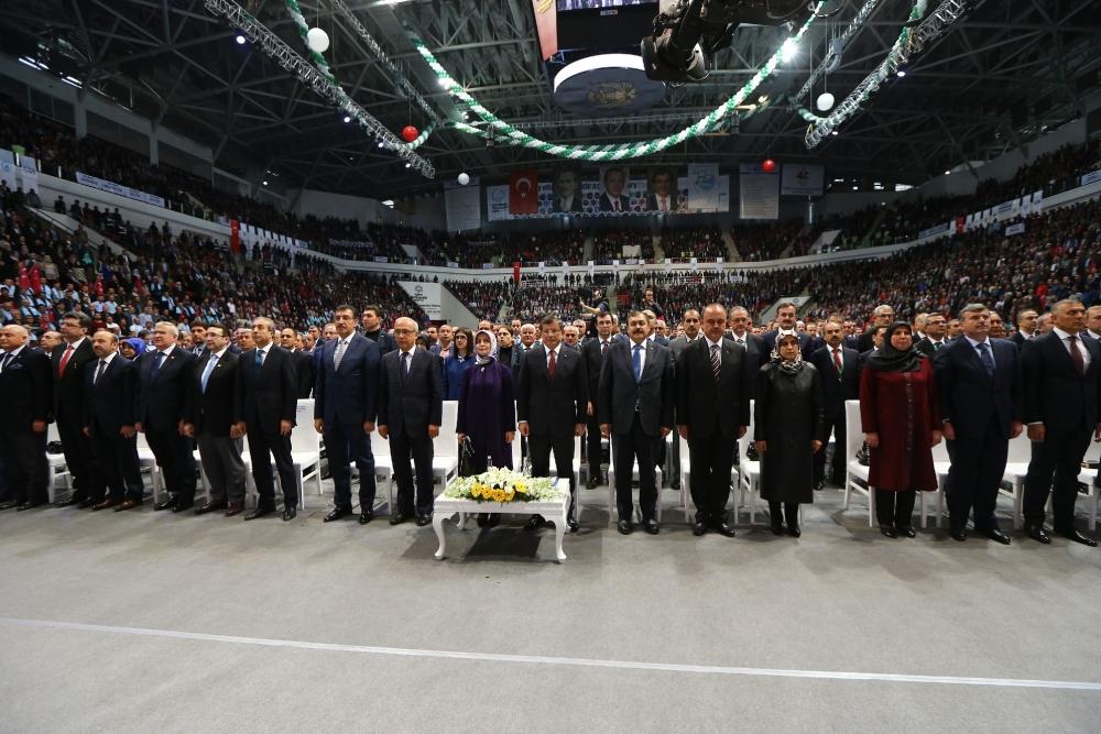 Davutoğlu'nun katılımıyla Konya'ya büyük yatırım 18