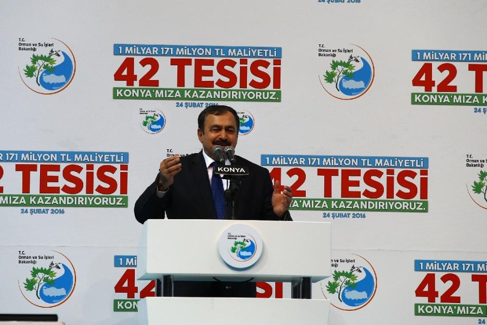 Davutoğlu'nun katılımıyla Konya'ya büyük yatırım 19