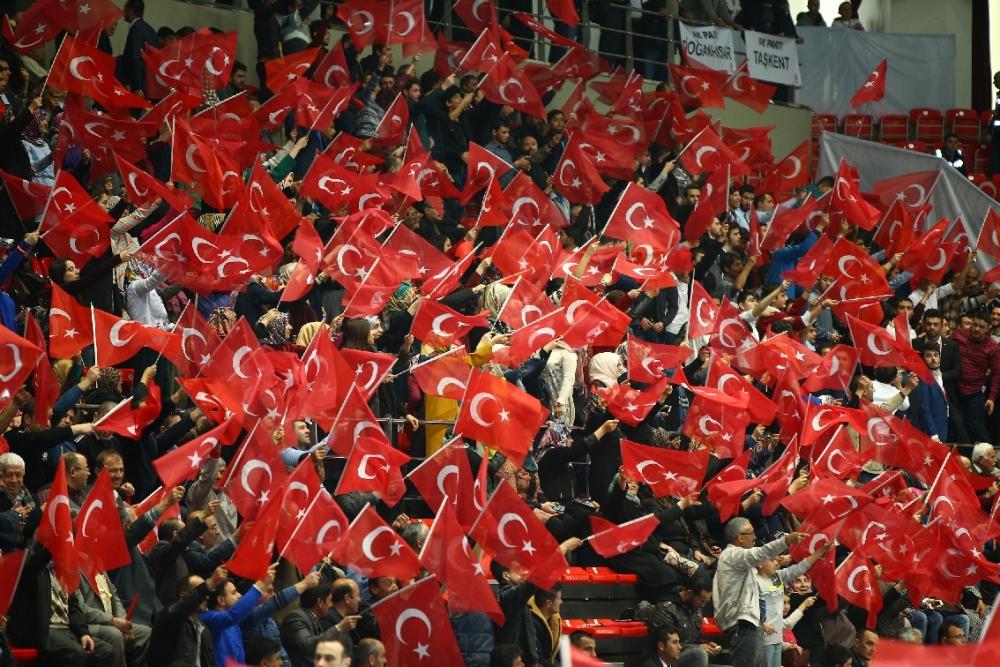 Davutoğlu'nun katılımıyla Konya'ya büyük yatırım 2