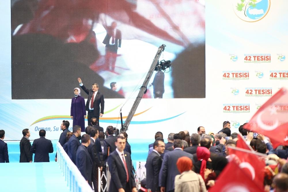 Davutoğlu'nun katılımıyla Konya'ya büyük yatırım 4