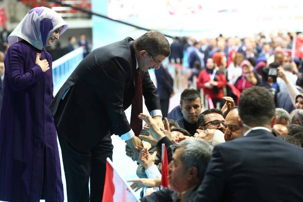 Davutoğlu'nun katılımıyla Konya'ya büyük yatırım 5
