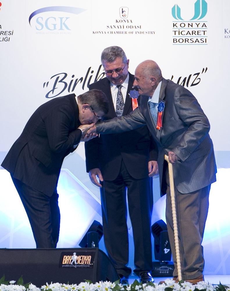 Konya Ekonomi Ödülleri sahiplerini buldu 11