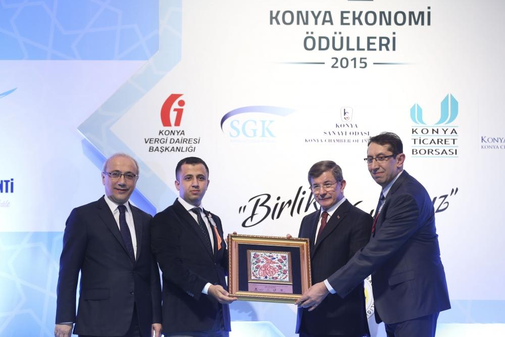 Konya Ekonomi Ödülleri sahiplerini buldu 12