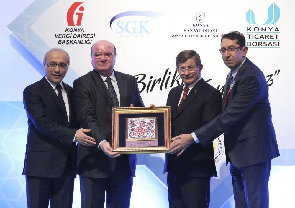 Konya Ekonomi Ödülleri sahiplerini buldu 14