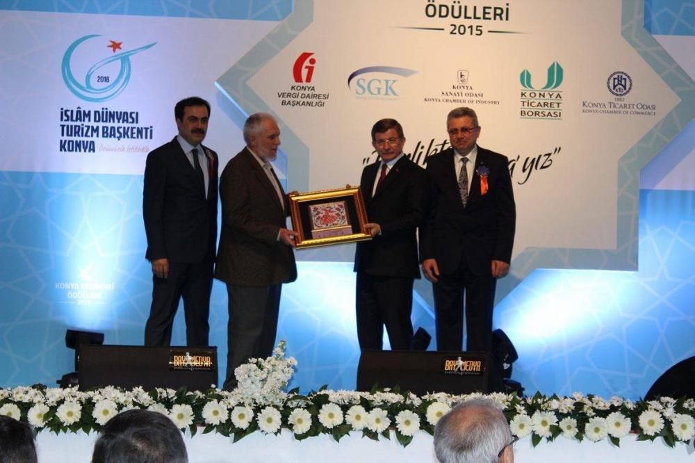 Konya Ekonomi Ödülleri sahiplerini buldu 17