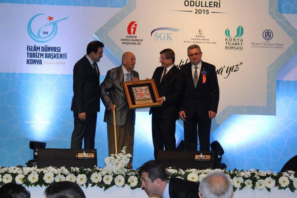Konya Ekonomi Ödülleri sahiplerini buldu 19